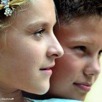 Love story :: Мирослава Aleshina