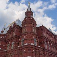 Москва Музей :: Сергей Sahoganin