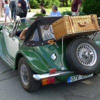 Ретроавтомобиль Panther Lima MK1 Roadster :: Евгений Кривошеев