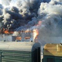 Пожар :: Андрей Горячев