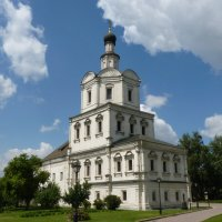 Церковь Михаила Архангела Спасо-Андроникова монастыря :: Galina Leskova