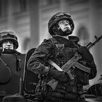 Служу России или мечты сбываются... :: Александр Поляков