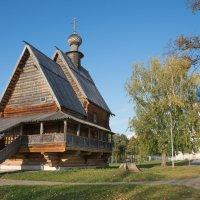 Деревянное зодчество г.Суздаль :: Иван Щербина