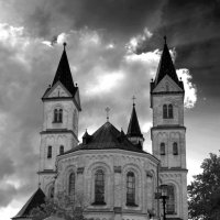 Церковь :: Владимир Еуст