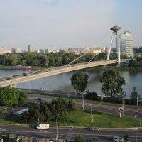 Мост через Дунай :: Мария Кондрашова