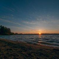 последние лучи заходящего солнца :: Злата Красовская