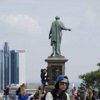 Я тут на днях сгонял в Одессу... :: Ингвард Кир