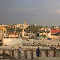 Крыши Иерусалима :: Valeriy(Валерий) Сергиенко