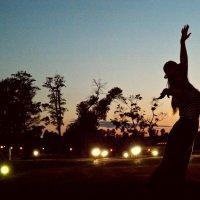 вечер в Мире :: Елена Бурак