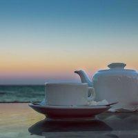 Чаепитие на закате :: Алиса Терновая