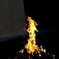Пляска огня :: Григорий Кучушев