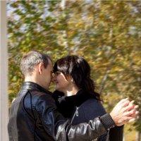 Светлана и Сергей. Учусь пары фотографировать :: Анна Шитова