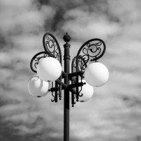 Небо и фонарь :: Alex Werty