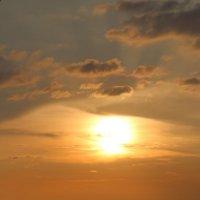 закат в Тайланде :: Мария Бербега