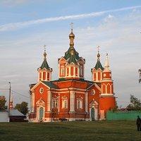 Успенский Брусенский монастырь (Коломна) :: Галина