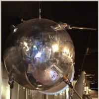 Первый спутник Земли :: Кай-8 (Ярослав) Забелин