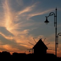 На закате :: Елена Даньшина