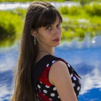 портрет :: Светлана Бурухина