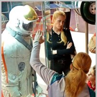 Блондинки в космосе :: Кай-8 (Ярослав) Забелин
