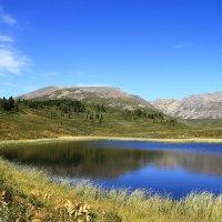 Озера Алтая :: Лидия Юсупова