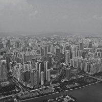 Китай, город Гуанчжоу :: Сергей Бородулин
