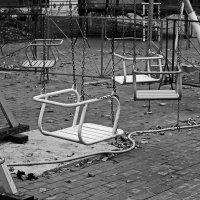 Здесь было детство... :: Алеся Пушнякова