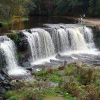 Водопад на реке Кейла :: laana laadas