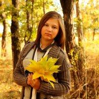 Осенний портрет :: Андрей Щукин