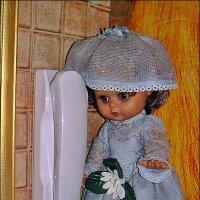 Кукла Юля :: Нина Корешкова
