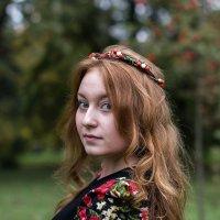 Осенний портрет :: Валентин Яруллин