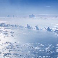 Вид на небо сверху :: Игорь Иванов