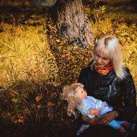 В мире детства :: Дмитрий Юферов