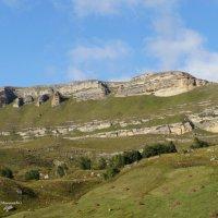 Пейзажи перевала Гум-Баши :: Olga Chepel