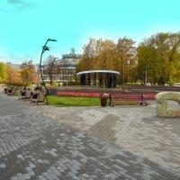 Арт-сквер :: Denis Sorochan