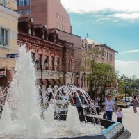 Арбат :: Сергей Бойко