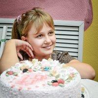 С днём рождения.... :: Дмитрий Багмет
