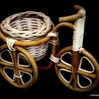 мой волшебный велосипед.. ;) :: Alexandr Gold