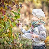 Кто раскрашивает осень? :: Марина Лялюк