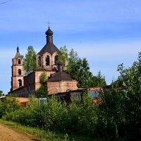 Остатки храма :: Николай Одегов