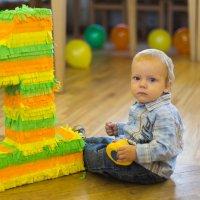 Мишутке 1 год :: Диана Матисоне