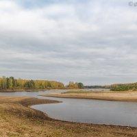 Сухая осень :: Борис Устюжанин