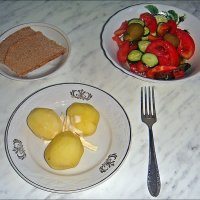 Летний завтрак :: Нина Корешкова