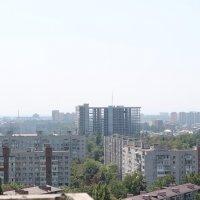 Город с высоты :: Михаил Светличный