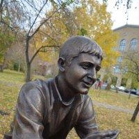 Новый памятник появился в Омске(фрагмент)-ОН :: Savayr