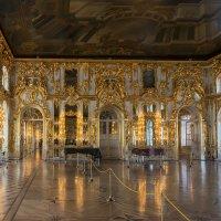 Большой зал Екатерининского дворца :: Владимир Лисаев