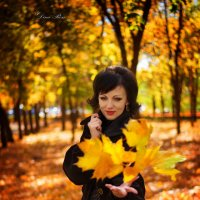 Магия осени :: Dina Ross