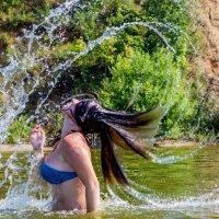 Брызги воды :: настя савочкина