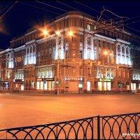 ***Ночь. Улица. Фонарь. Аптека....... :: Allekos Rostov-on-Don