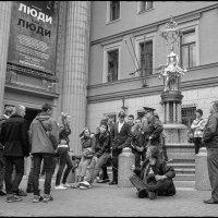 Люди как люди :: Дмитрий Морозов