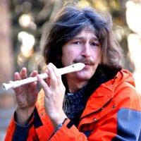 Флейтист :: Виктор Никитенко